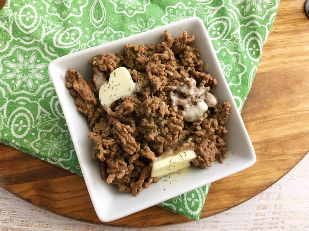 Dill Pickle Beef and Butter Fast Recipe