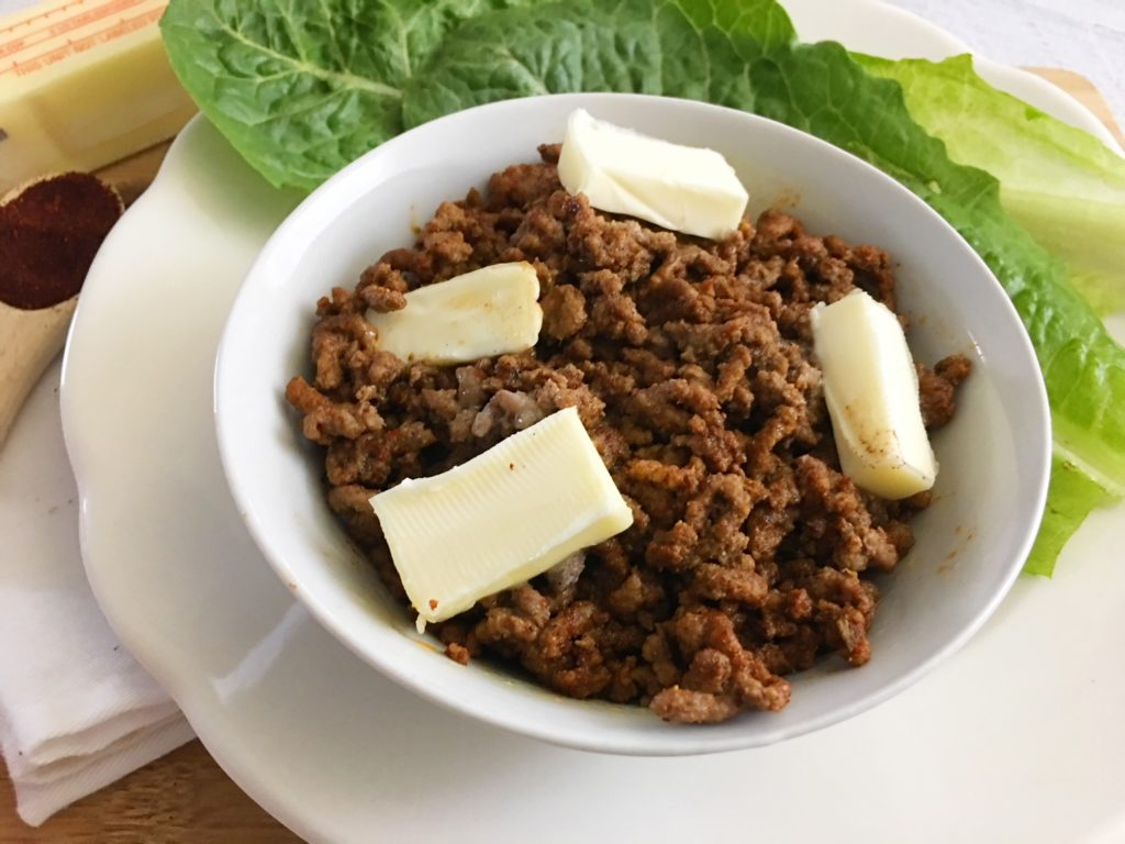 Chili Beef and Butter Fast Recipe